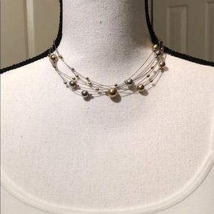 Jewelry - FREE with purchase/Silver & Gold Balls